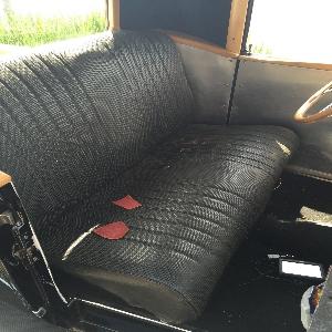 Autostoelen stofferen for Auto interieur vernieuwen